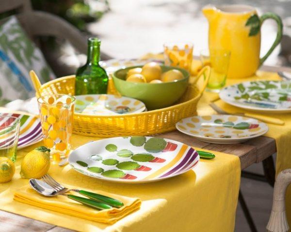 Décoration de table: les meilleures idées pour l'été