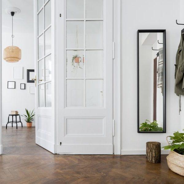 Une pièce cruciale de votre intérieur : le couloir d'entrée !